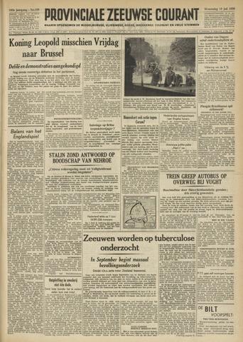 Provinciale Zeeuwse Courant 1950-07-19
