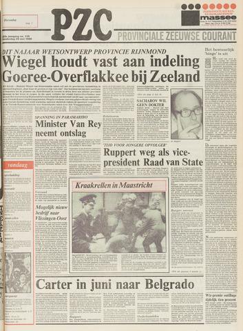 Provinciale Zeeuwse Courant 1980-05-29