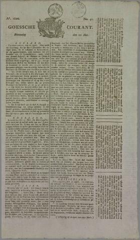 Goessche Courant 1820-05-22