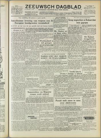 Zeeuwsch Dagblad 1952-08-09
