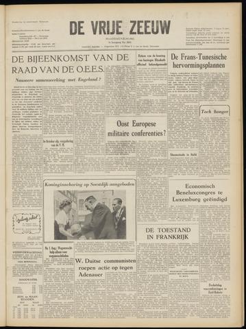 de Vrije Zeeuw 1952-06-09