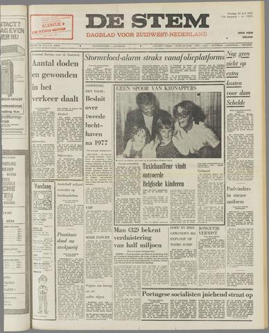 de Stem 1975-06-24