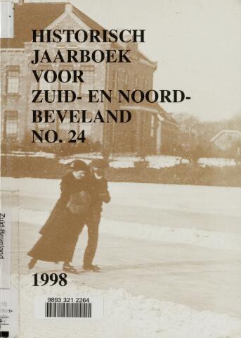 Historisch Jaarboek Zuid- en Noord-Beveland 1998-01-01