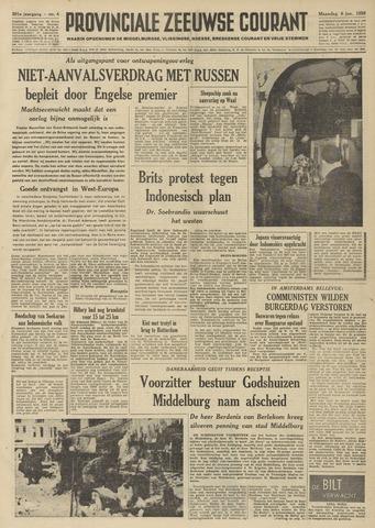 Provinciale Zeeuwse Courant 1958-01-06