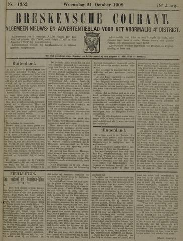 Breskensche Courant 1908-10-21