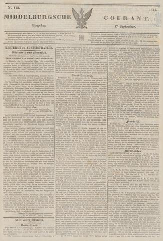 Middelburgsche Courant 1844-09-17