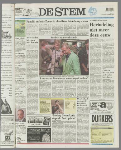 de Stem 1994-09-30