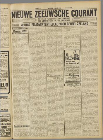Nieuwe Zeeuwsche Courant 1933-03-11