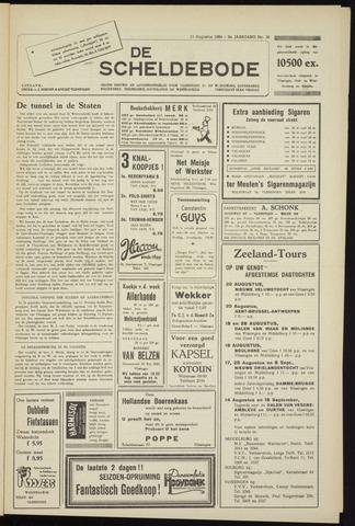 Scheldebode 1954-08-13