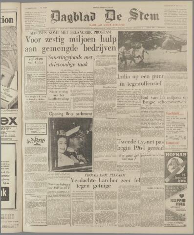 de Stem 1962-10-31