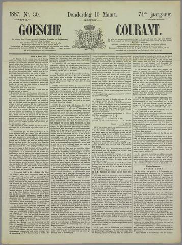 Goessche Courant 1887-03-10
