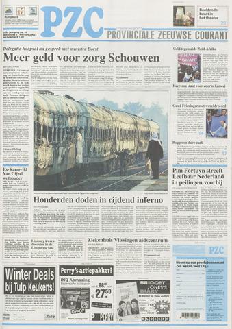 Provinciale Zeeuwse Courant 2002-02-21