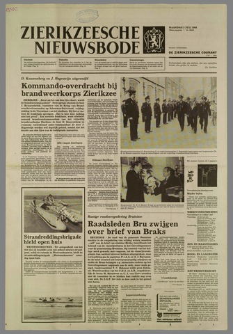 Zierikzeesche Nieuwsbode 1984-07-02
