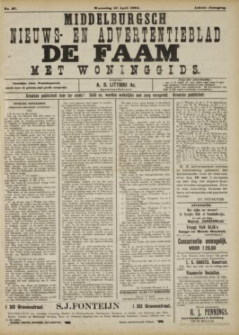 de Faam en de Faam/de Vlissinger 1904-04-13