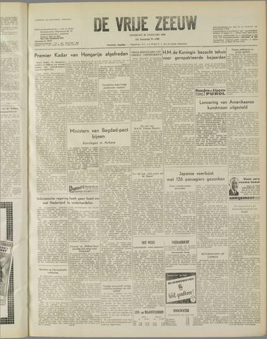 de Vrije Zeeuw 1958-01-28