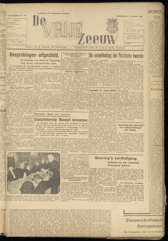 de Vrije Zeeuw 1946-03-21