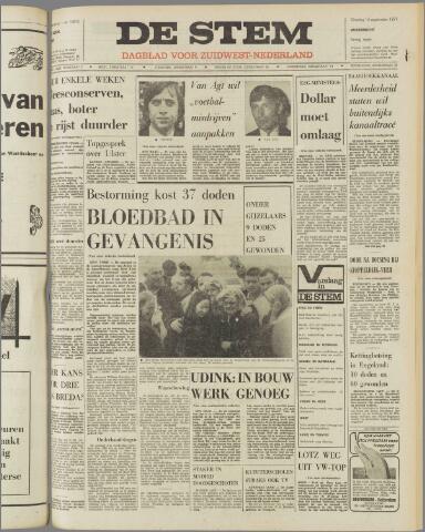 de Stem 1971-09-14
