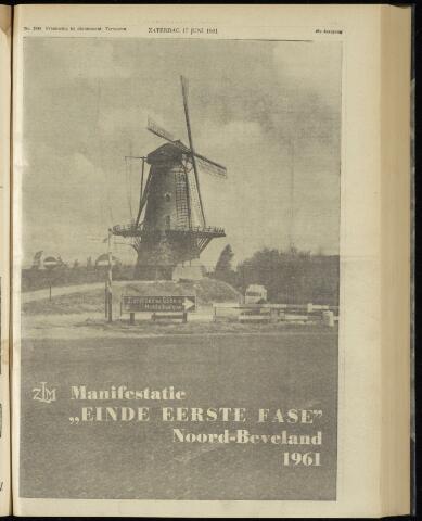 Zeeuwsch landbouwblad ... ZLM land- en tuinbouwblad 1961-06-17
