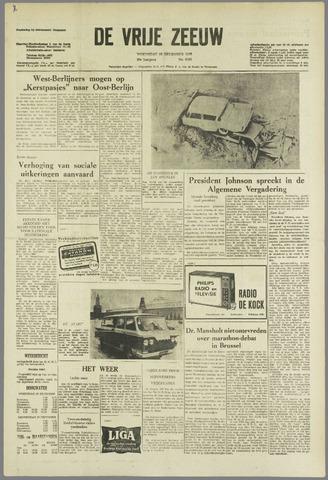 de Vrije Zeeuw 1963-12-18