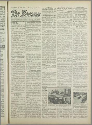 De Zeeuw. Christelijk-historisch nieuwsblad voor Zeeland 1943-05-10