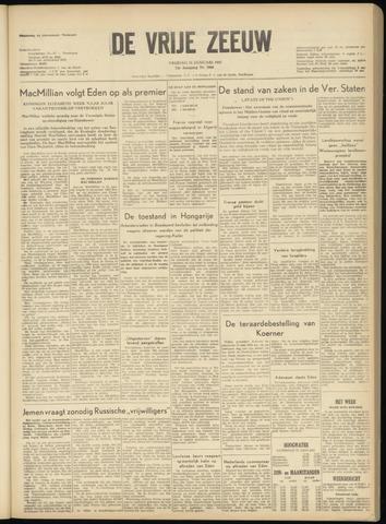 de Vrije Zeeuw 1957-01-11
