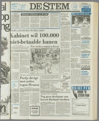 de Stem 1983-09-08