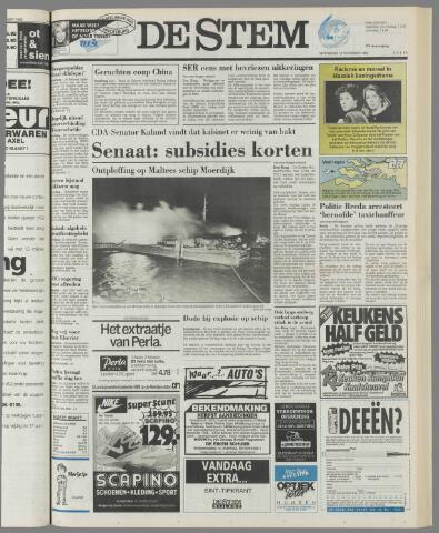 de Stem 1992-11-18