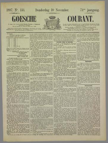 Goessche Courant 1887-11-10