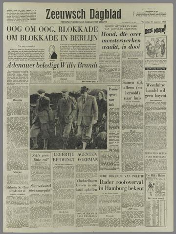 Zeeuwsch Dagblad 1961-08-16