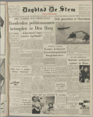 de Stem 1960-10-22