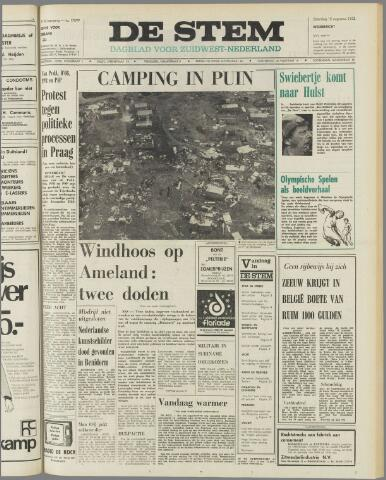 de Stem 1972-08-12