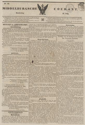 Middelburgsche Courant 1843-07-27