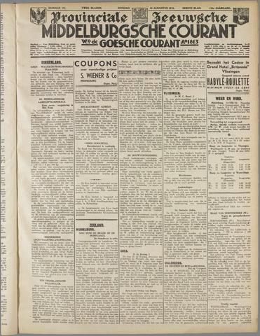 Middelburgsche Courant 1933-08-15