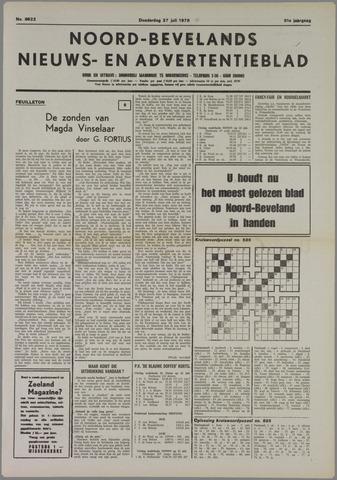 Noord-Bevelands Nieuws- en advertentieblad 1978-07-27