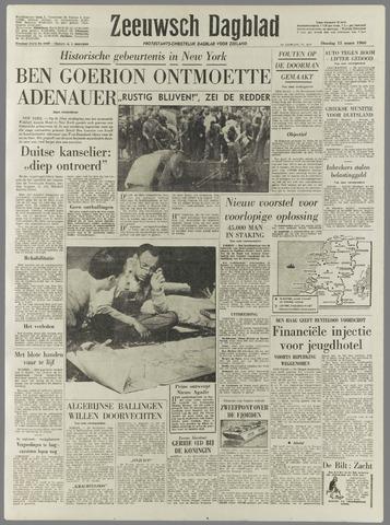 Zeeuwsch Dagblad 1960-03-15
