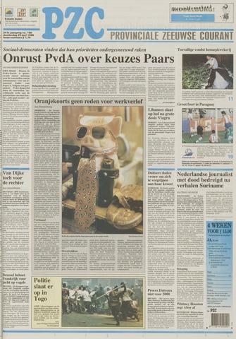 Provinciale Zeeuwse Courant 1998-06-25