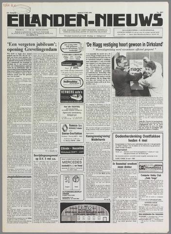 Eilanden-nieuws. Christelijk streekblad op gereformeerde grondslag 1990-05-04