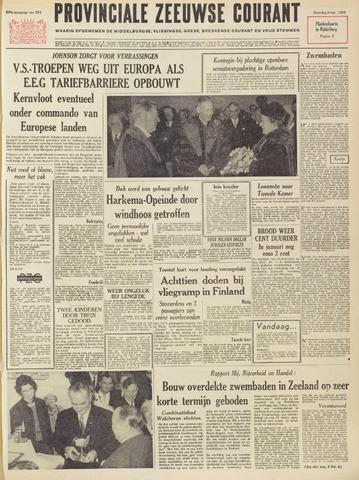 Provinciale Zeeuwse Courant 1963-11-09