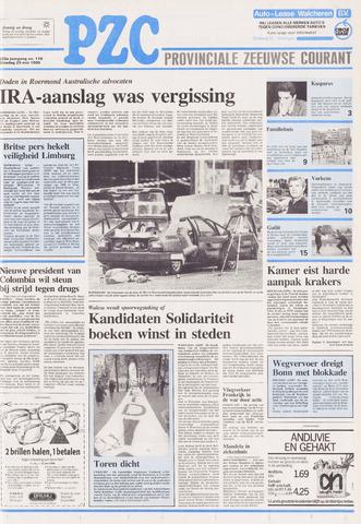Provinciale Zeeuwse Courant 1990-05-29