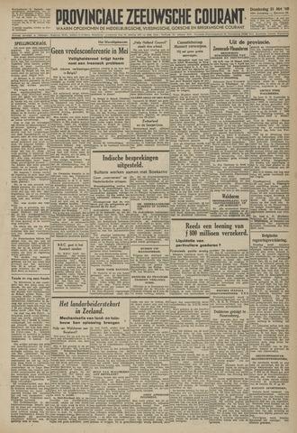 Provinciale Zeeuwse Courant 1946-03-21