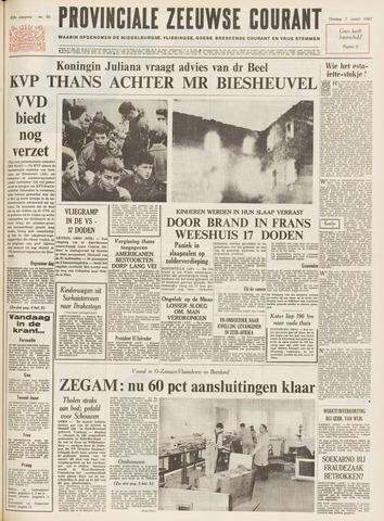 Provinciale Zeeuwse Courant 1967-03-07