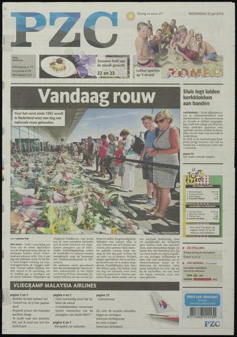 Provinciale Zeeuwse Courant 2014-07-23