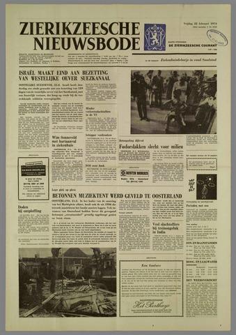Zierikzeesche Nieuwsbode 1974-02-22