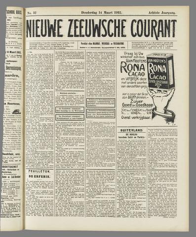 Nieuwe Zeeuwsche Courant 1912-03-14