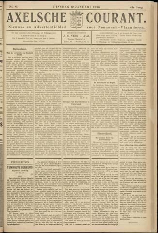 Axelsche Courant 1926-01-19