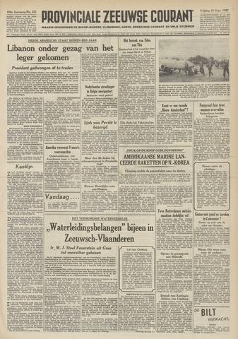 Provinciale Zeeuwse Courant 1952-09-19