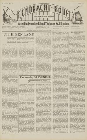 Eendrachtbode (1945-heden)/Mededeelingenblad voor het eiland Tholen (1944/45) 1949-06-10