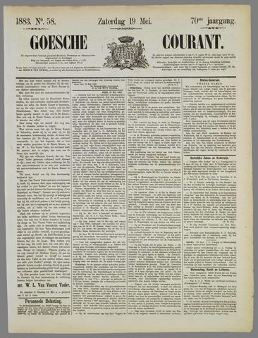 Goessche Courant 1883-05-19