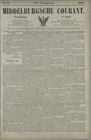 Middelburgsche Courant 1882-04-06