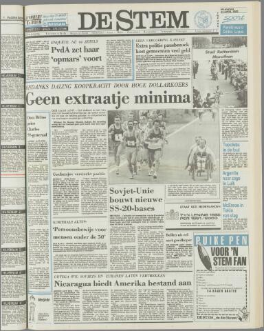 de Stem 1985-04-22